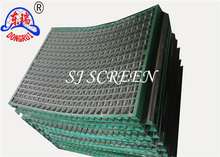 Desilter API 20-325 Mesh Rock Shale Shaker Mesh Screen 90% ~ 96% Filter Rating